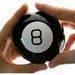 Magic 8 ball, Magic answer ball, magic foretell ball.