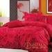 Bedding set with 4 pcs 100% cotton, active printing & dyeing