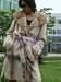 Retail wholesales rex rabbit fur garment with mink fur collar s08262