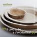 Organic & Green Areca Palm Leaf Wedding Disposables & Dinnerware