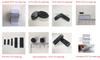 Small size 12x4x1.6mm Passive UHF Rfid Sticker Tags Anti Metal