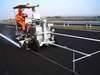Automotive Thermoplastic road marking machine YD-11