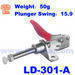 Vertical Handle Toggle Clamp LD-101A