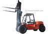 Diesel power forklift truck