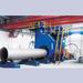 1. steel/pipe/oil tank/ gascylinder shot blasting machine (roller pass