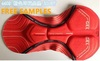 Cycling pad and cycling gel pad bike padded for shorts and cycling pad