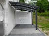 Aluminum carport, balcony canopy, patio cover, walkway cover