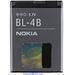 Mobile phone battery nokia cell bl-4b