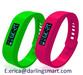 Bluetooth smart wristband for fitness