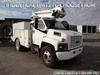 Lift-All LTAF41-1S- 2003 GMC C7500 Used Bucket Truck
