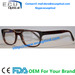 Eyewear optical frames acetate with stones China manufacture Wenzhou