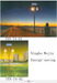 The solar LED garden light