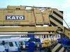 Used KATO KR-250 Rough Terrain Truck Crane