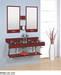 Glass Basin Counter