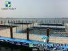 Floating Aquaculture Fish Cage