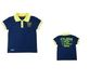 Hot Sale Boy Polo Shirt in Kids Clothes, summer wear