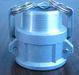 Aluminium camlock coupling
