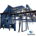Rock wool production line/mineral wool equipment, slag wool plant