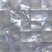 Mother of pearl mosaic tiles, gemstone slabs