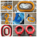 Steel chain, chain links, welded link chain