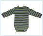 Organic baby garments