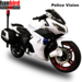 Hanbird Sports Electric Racing Motorcycle with 5000w Hub Motor