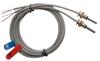 PT100/PT1000 thermal resistance temperature sensor for heat meter