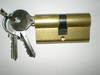 Euro Brass profile cylinder