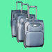 Trolley case, suitcase, luggage, trolley set BR9060