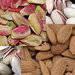 Almonds pistachios & pistachio kernels