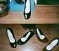 U S Patent for High Heel Shoe with Ergonomic Toe Design