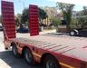 Lowbed Semi-trailer