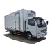 156 horsepower 4x2 refrigerated truck