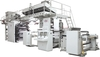 8 colors CI Type Web Flexo Printing Machine