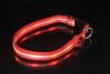 LED flashing dog collars and leashes