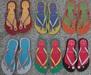 PE slipper  --Fuzhou White Dove