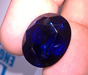 Luxury Natural Deep Royal Blue Sapphire 20 ct. available for VIPs