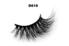 3D mink fur false eyelashes company