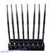 Adjustable 8 Antennas GPS, WiFI, 4GLTE, 4GWIMAX jammer