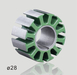 BLDC Brushless dc motor stator and rotor core lamination and stamping