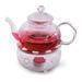 Glass tea pot HTL0502