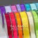 Polyester Satin Ribbon, grosgrain ribbon, organza ribbon, ribbon bows