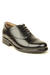 Metrogue Men'S Black Leather Shoes