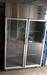 Upright refrigerator / freezer