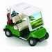Golf gift car with digital photo frame