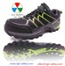 Sporty Metal Free KPU Upper Lightweight Safety Trainer Shoes for Men