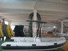 Inflatable boat, fishing boat, rib boat