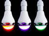 Led Speaker Bulb with Bluetooth and Timer