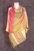 Multi Color Pure Cashmere Pashmina Shawl Throw Scarf