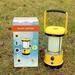 Solar camping lantern SCL-6601